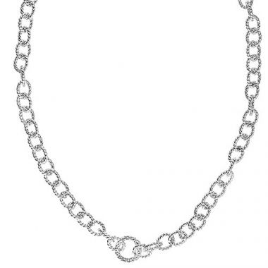 Vahan Sterling Silver Necklace