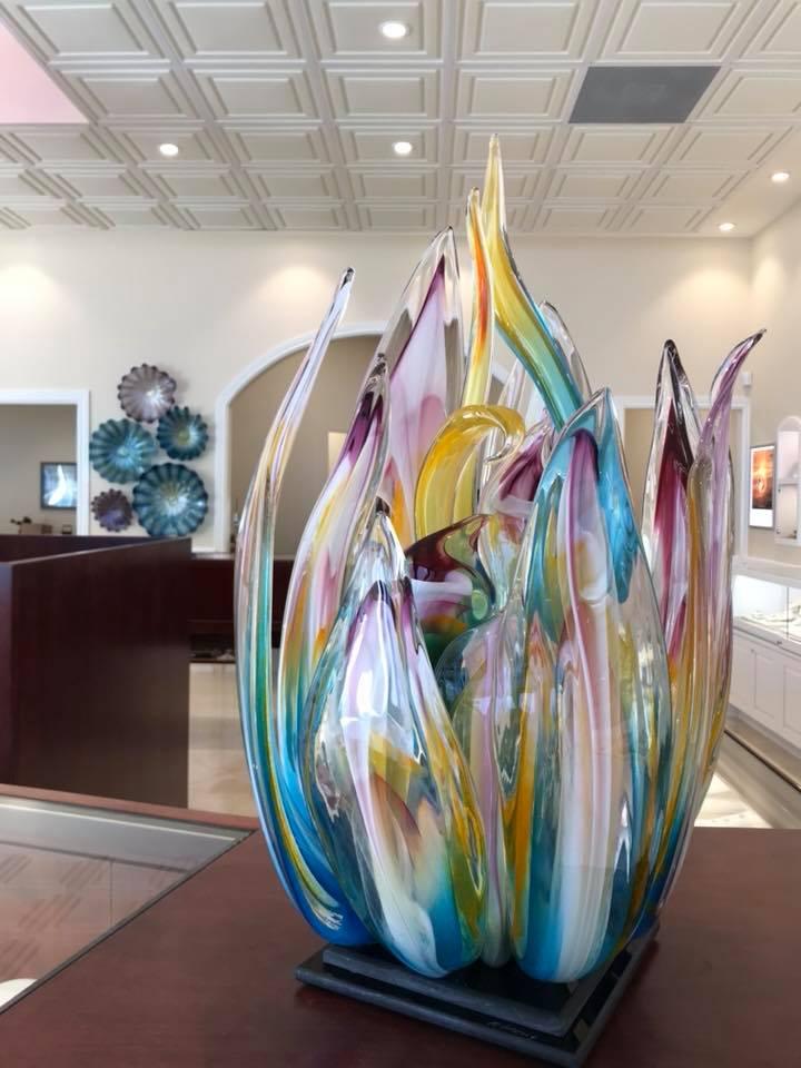 Artistry in Glass